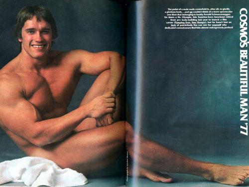 gay porno. schwarzneger Arnold