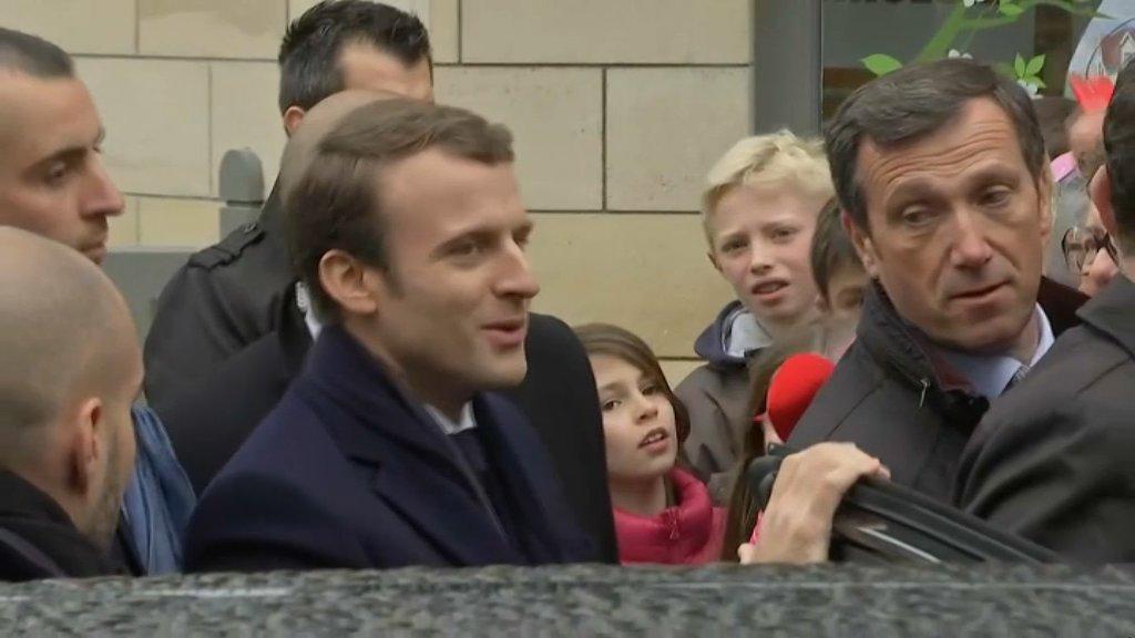 Politique-fiction : Si Marine Le Pen devenait Présidente