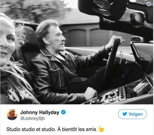 l 39 tat de sant de johnny hallyday est il en train de se d grader s rieusement le chanteur. Black Bedroom Furniture Sets. Home Design Ideas
