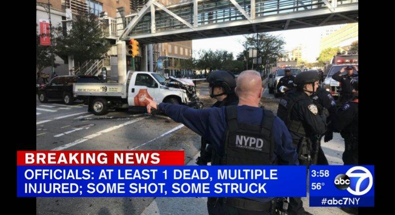 Fusillade à Manhattan : au moins six morts