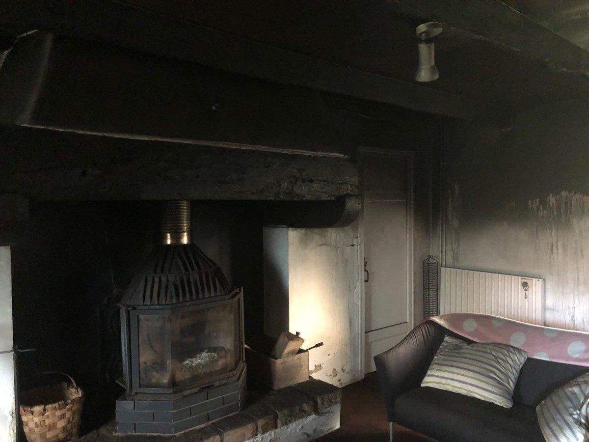 Richard Ferrand porte plainte après un incendie à son domicile