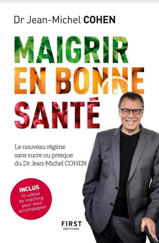 Le nutritionniste Jean-Michel Cohen publie un nouveau