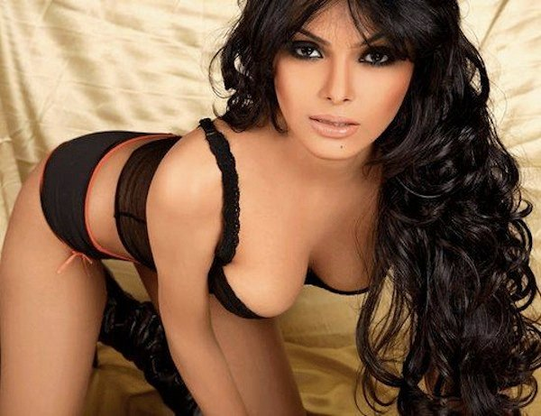Actrice indienne nue sexy