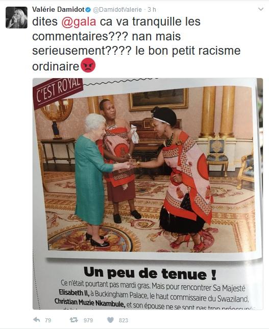 Valérie Damidot accuse le magazine Gala de racisme après un article polémique