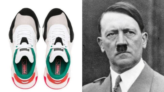chaussure puma italie