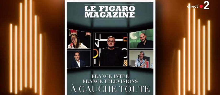 Laurent Ruquier a ironisé hier soir sur France 2 à propos de la Une du Figaro Magazine qui en fait le sym... - Le Blog de Jean