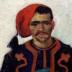 Portrait de Main de zouave