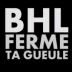 Portrait de BHL-FTG