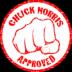 Portrait de Chuck Norris.