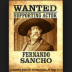 Portrait de Fernando Sancho