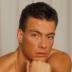 Portrait de J-C Van Damme..