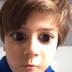 Portrait de Pierre gros yeux
