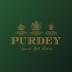Portrait de Purdey bile