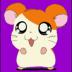 Portrait de hamsterjovial