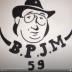 Portrait de B.P.J.M