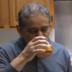Portrait de Bonhomme boit Martini