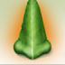 Portrait de Nez vert