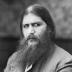 Portrait de Raspoutine.