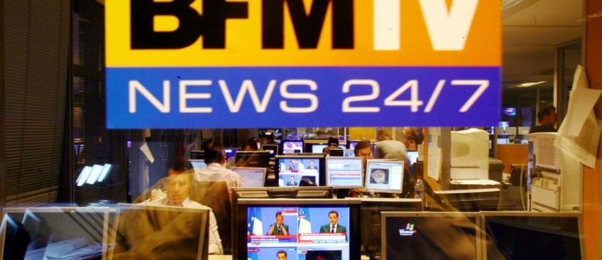 BFM TV annonce le recrutement de 25 nouveaux journalistes et une hausse de son budget de près de 35% !