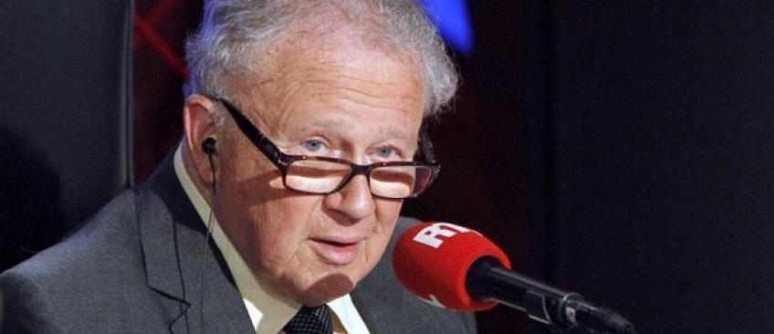 """Philippe Bouvard: Si Ruquier se plante aux Grosses Têtes, """"je ne suis pas loin, on saura où me trouver"""""""