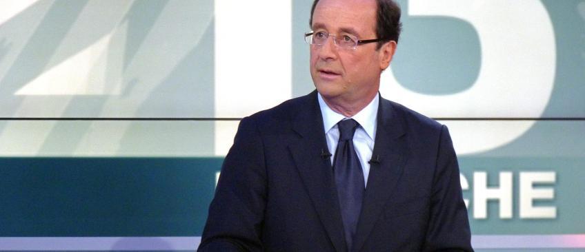 Voici les demandes de l'Elysée pour l'émission autour de François Hollande sur TF1
