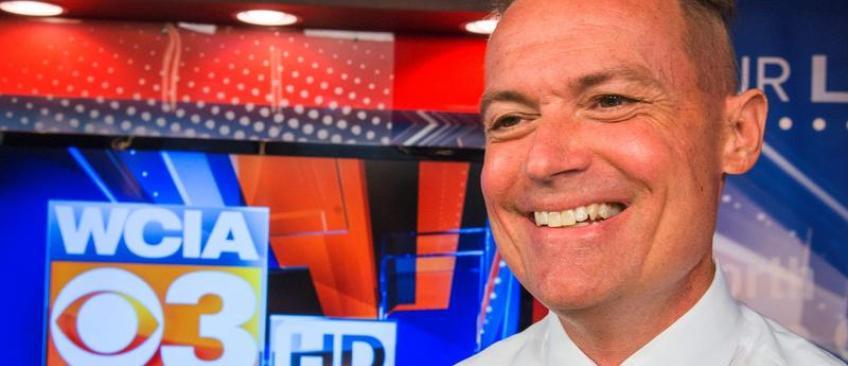 """USA: Un présentateur de CBS annonce en direct qu'il n'a plus que """" 4 à 6 mois à vivre"""" - Regardez"""