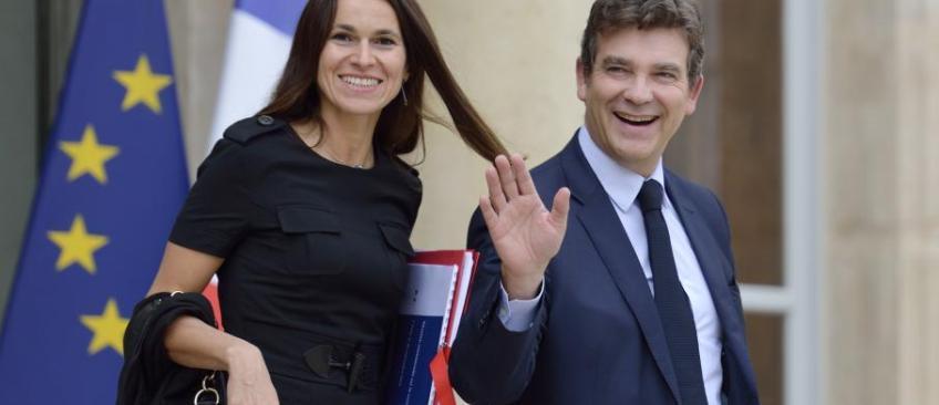 Photos de Montebourg et Filippetti dans Paris Match: L'atteinte à la vie privée pas évidente selon le tribunal