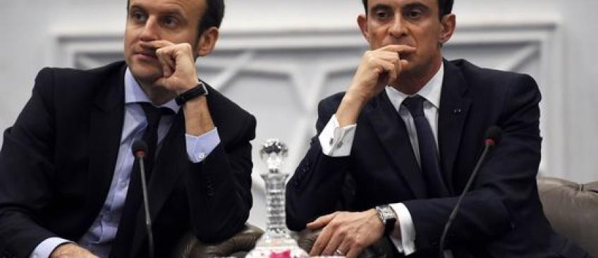 Sondage: Ni Mélenchon, ni Valls, ni Macron ne seraient qualifiés pour le second tour - Fillon et Le Pen en tête à égalité