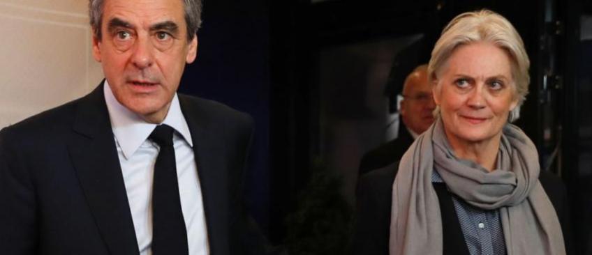 Pénélope Fillon mise en examen pour complicité et recel de détournement de fonds publics et recel d'escroquerie aggravée