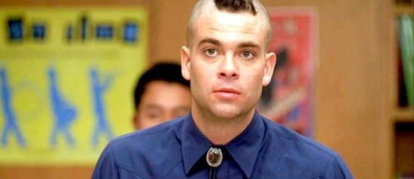 """Mark Salling, jeune star de la série américaine """"Glee"""", inculpé cette nuit pour pornographie infantile. Il risque 20 ans de prison"""