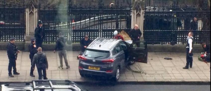 Londres: Voici le résumé en vidéo et en 90 secondes ce qui s'est passé autour du Parlement