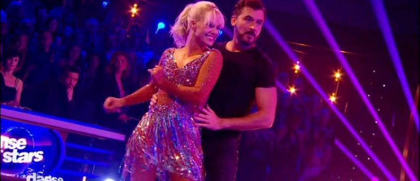 Danse avec les stars: Olivier Minne, les larmes aux yeux, premier éliminé hier soir sur TF1 - Regardez