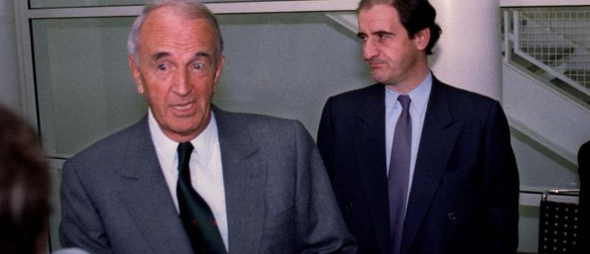 André Rousselet, fondateur de Canal Plus, intime de François Mitterrand et patron des taxis G7, est mort à 93 ans