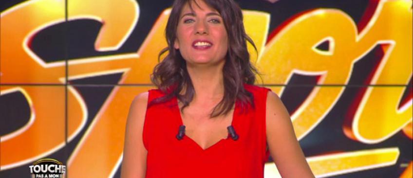 """""""Touche pas à mon sport"""" d'Estelle Denis ne sera pas plus en quotidienne mais chaque samedi dès le 10 septembre à 17h10 sur C8"""