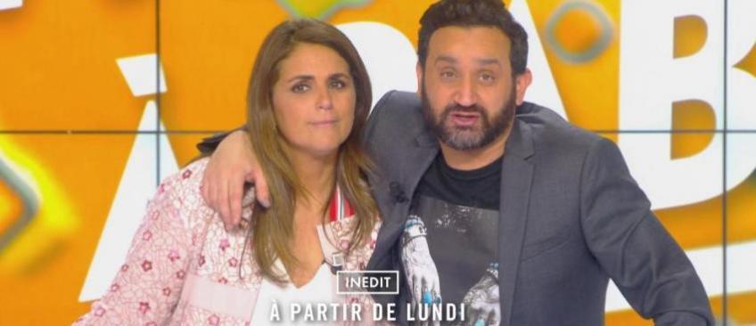 """EXCLU - C8 décide de renouveler l'émission """"Dites le à baba"""" de Cyril Hanouna et Valérie Benaïm qui reviendra en access"""