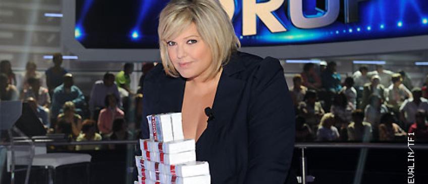 """Laurence Boccolini: """"J'ai une boîte de production et je me verse 10.000 euros par mois"""""""