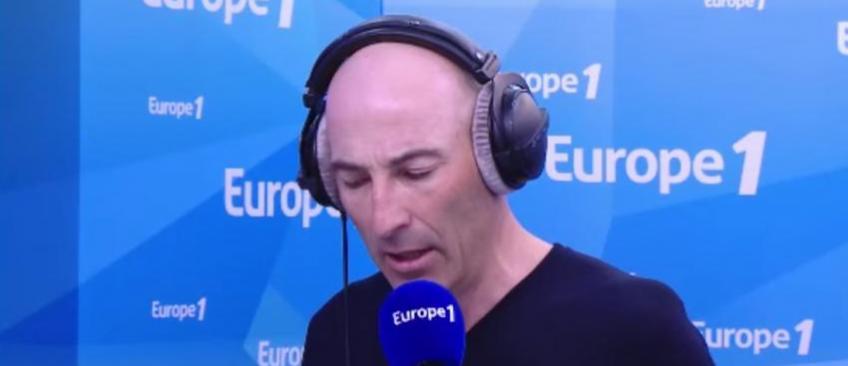 Jean-Marc Morandini dans la matinale d'Europe 1 ce matin... grâce à Nicolas Canteloup ! Écoutez
