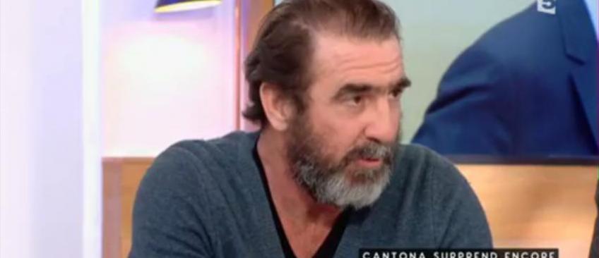 """Didier Deschamps va attaquer en justice Eric Cantona qui l'accuse de """"racisme"""" dans sa sélection pour l'Euro"""