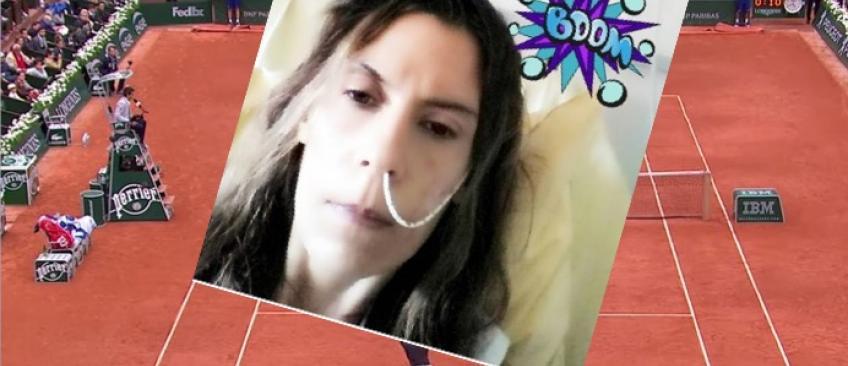 Epuisée, amaigrie, une sonde dans le nez: La terrible photo à l'hôpital de Marion Bartoli
