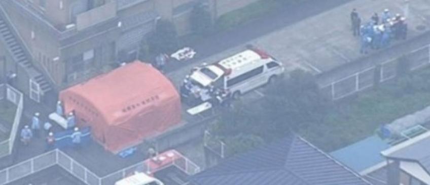 Au moins 19 morts et 25 blessés dans une attaque au couteau au Japon dans un centre pour handicapés