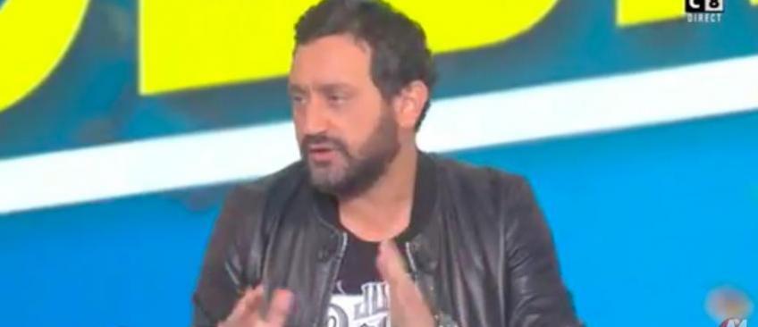 """Cyril Hanouna affirme avoir """"réglé le problème"""" avec Stéphane Guillon après l'avoir appelé - Regardez"""
