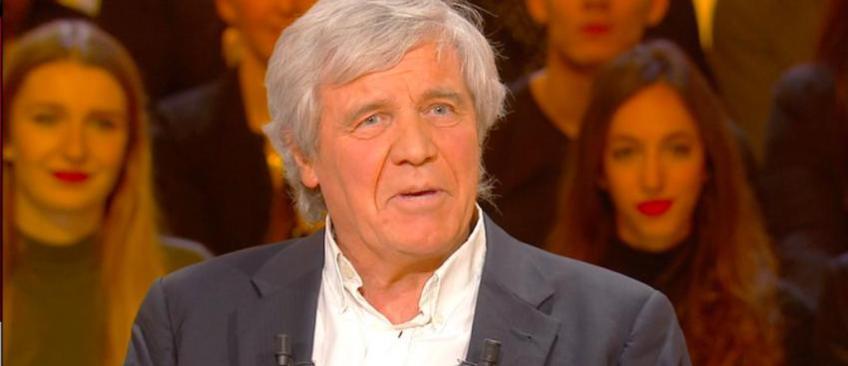 EXCLU: Découvrez les 1ères images du face à face de Bruno Masure et Thierry Ardisson ce soir sur C8 - VIDEO