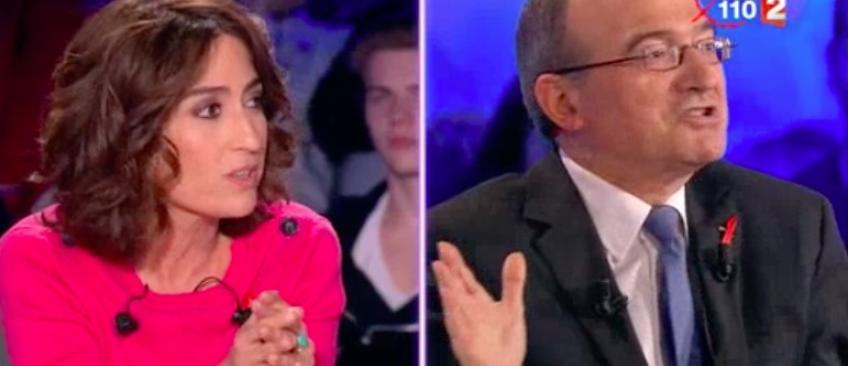 Hervé Mariton se plaint de son salaire de 5000 euros par mois et déclenche la colère des invités de Laurent Ruquier - Regardez