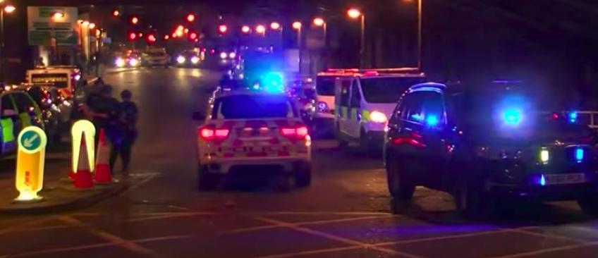 Attentat de Manchester : La police britannique a arrêté ce matin deux hommes lors d'une perquisition