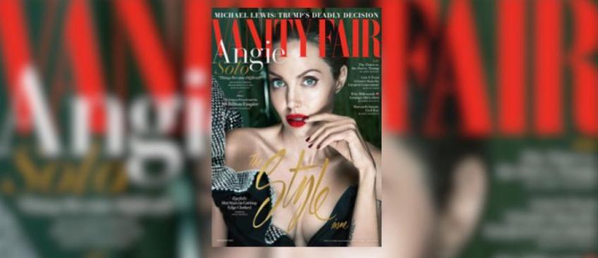 L'actrice Angelina Jolie révèle souffrir d'une paralysie de Bell qui touche l'ensemble des muscles de son visage