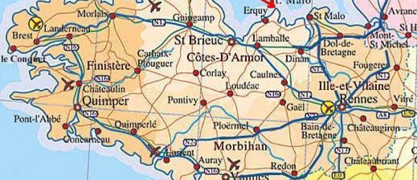 """Un village des Côtes d'Armor cherche ses médecins en postant des annonces sur le site internet """"le bon coin"""""""