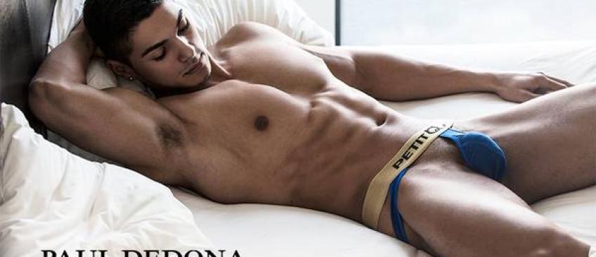 Beauté: Et si les hommes cédaient également à la mode des sous-vêtements sexy ? Un site leur donne des idées...