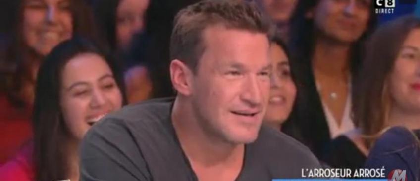"""Malaise sur le plateau de """"Touche pas à mon poste"""" hier soir entre Benjamin Castaldi et Jean-Michel Maire - Regardez"""