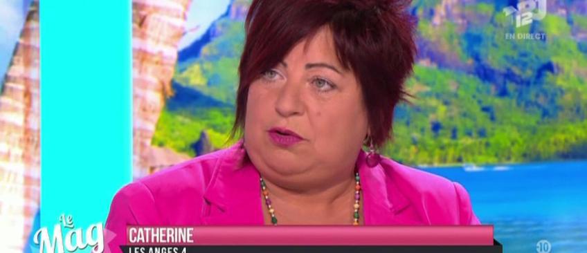 """Catherine candidate des """"Anges"""" flingue Nabilla:  """"Elle est grossière, irrespectueuse et tout le temps bourrée"""""""
