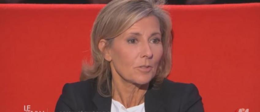 Claire Chazal attaque TF1 aux Prud'hommes malgré les 2 millions d'euros d'indemnité qu'elle aurait touchés